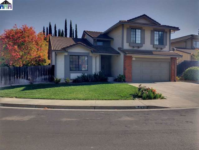 5490 Silver Sage, Concord, CA 94521 (#MR40889105) :: Intero Real Estate