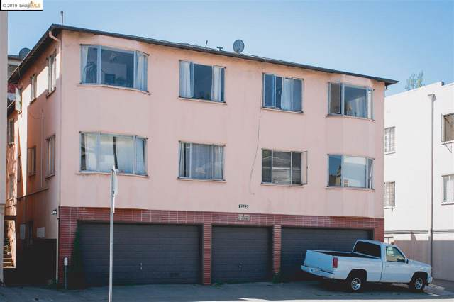 2282 Park Boulevard, Oakland, CA 94606 (#EB40889125) :: The Sean Cooper Real Estate Group