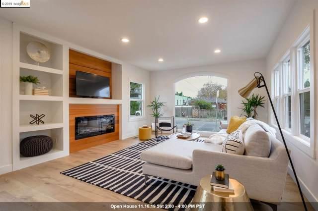 1419 Derby St, Berkeley, CA 94702 (#EB40889166) :: Intero Real Estate