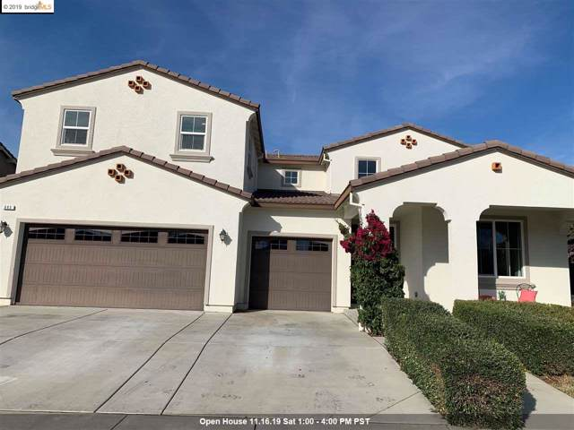 693 Monte Verde Ln, Brentwood, CA 94513 (#EB40889178) :: Intero Real Estate