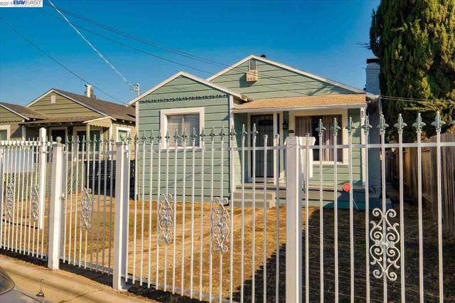 8700 Hillside St, Oakland, CA 94605 (#BE40889239) :: The Kulda Real Estate Group