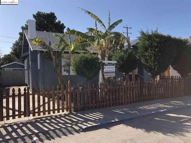 5407 Wadean Pl, Oakland, CA 94601 (#EB40889326) :: Keller Williams - The Rose Group
