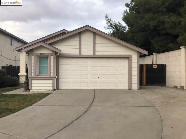 274 Horizon Ct, Oakley, CA 94561 (#EB40889373) :: Intero Real Estate