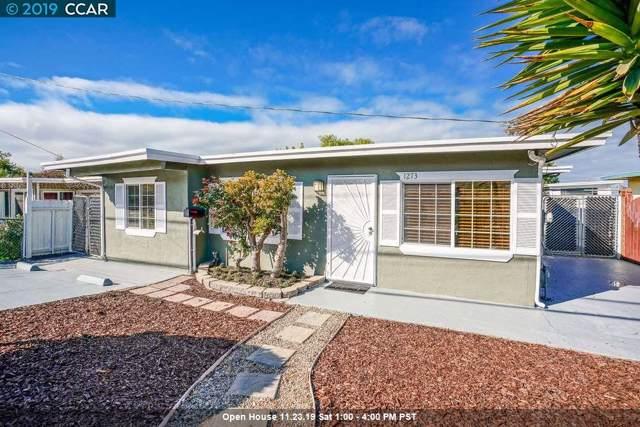 1273 Madeline Rd, San Pablo, CA 94806 (#CC40889399) :: Strock Real Estate