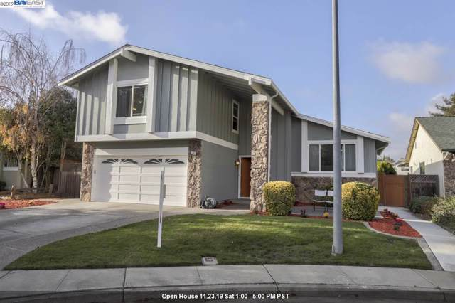 1145 Clay Ct, Fremont, CA 94536 (#BE40889430) :: Keller Williams - The Rose Group