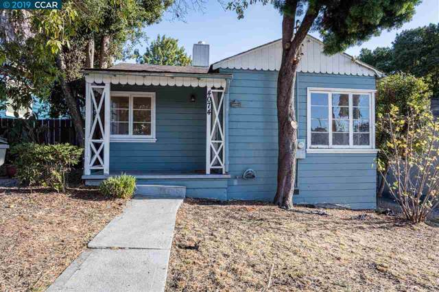 4074 Kuhnle Avenue, Oakland, CA 94605 (#CC40889443) :: The Kulda Real Estate Group