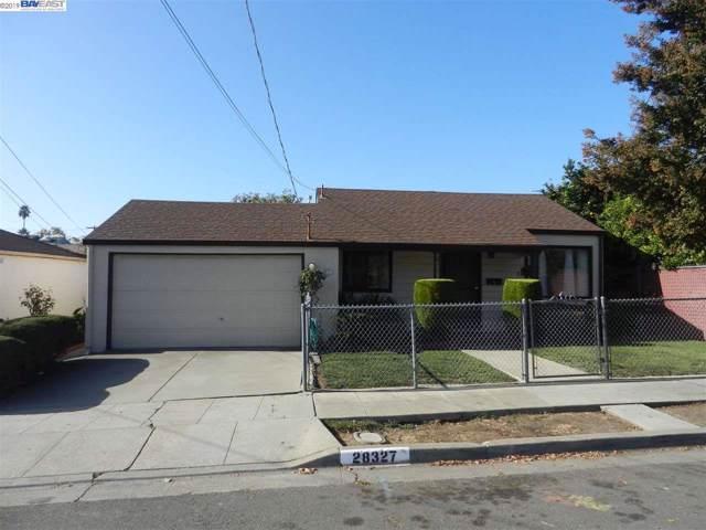 28327 Cole Pl, Hayward, CA 94544 (#BE40889454) :: Keller Williams - The Rose Group
