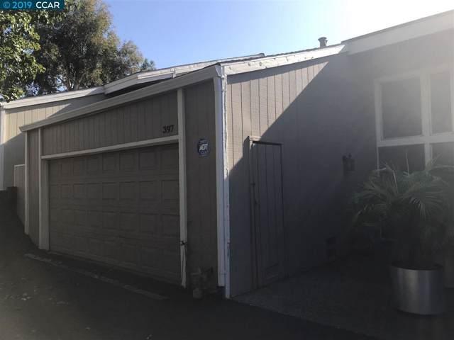 397 Ridgeview Drive, Pleasant Hill, CA 94523 (#CC40889476) :: The Goss Real Estate Group, Keller Williams Bay Area Estates