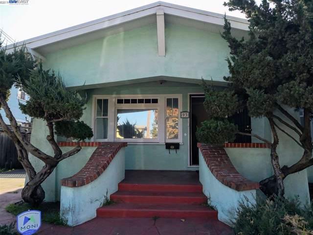 93 Williams, San Leandro, CA 94577 (#BE40889502) :: Brett Jennings Real Estate Experts