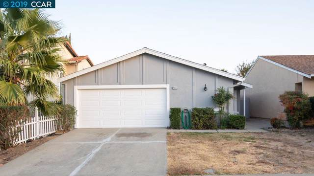 2417 Sequoia Dr, Antioch, CA 94509 (#CC40889531) :: The Goss Real Estate Group, Keller Williams Bay Area Estates