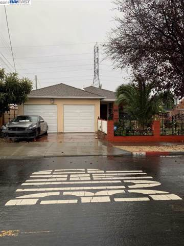 315 Berry Ave., Hayward, CA 94544 (#BE40889837) :: Live Play Silicon Valley