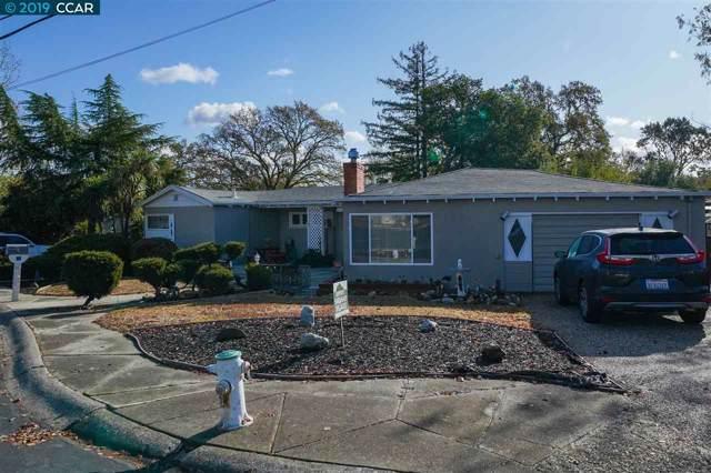 2695 Kinney Dr, Walnut Creek, CA 94595 (#CC40890031) :: Strock Real Estate