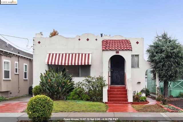 1322 Curtis St, Berkeley, CA 94702 (#EB40890196) :: Brett Jennings Real Estate Experts