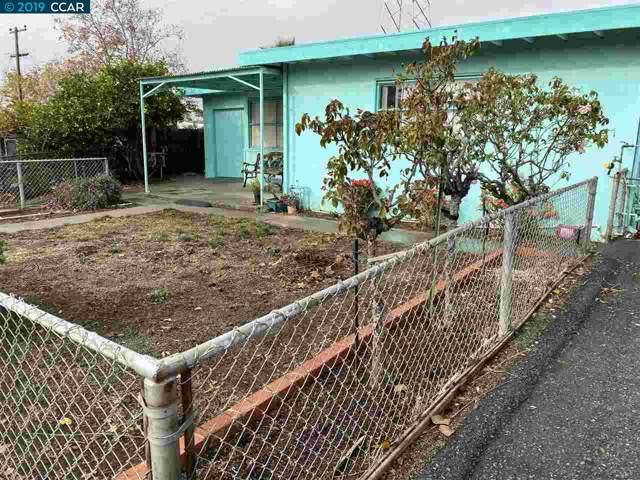 721 Michele Drive, Martinez, CA 94553 (#CC40890318) :: The Sean Cooper Real Estate Group