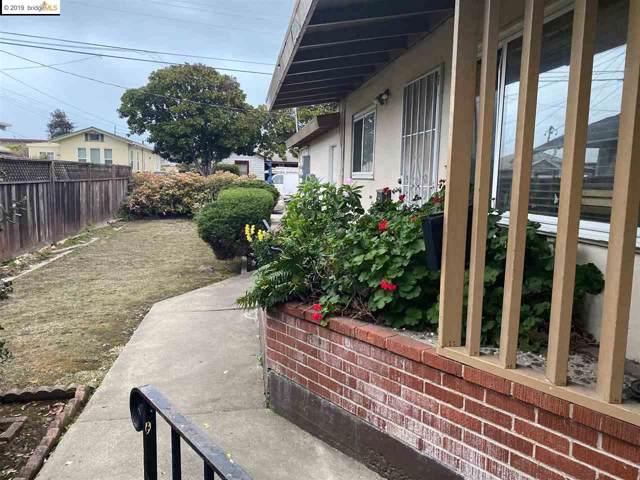 629 19Th St, Richmond, CA 94801 (#EB40890461) :: The Sean Cooper Real Estate Group