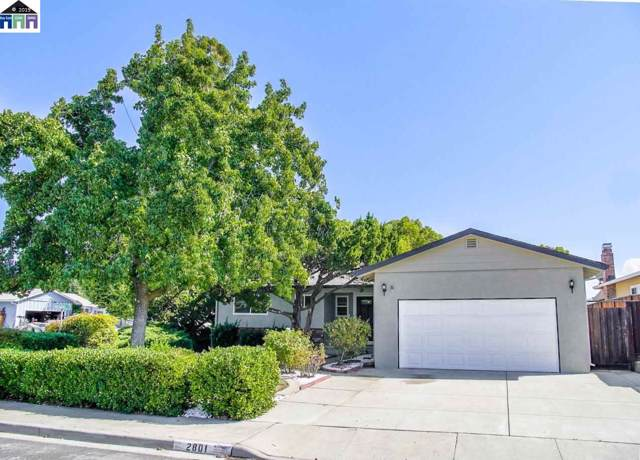 2801 Mariposa Ct, Antioch, CA 94509 (#MR40890537) :: The Kulda Real Estate Group