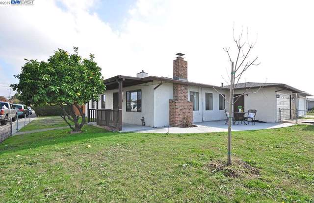 840 Sueirro St, Hayward, CA 94541 (#BE40890639) :: The Sean Cooper Real Estate Group