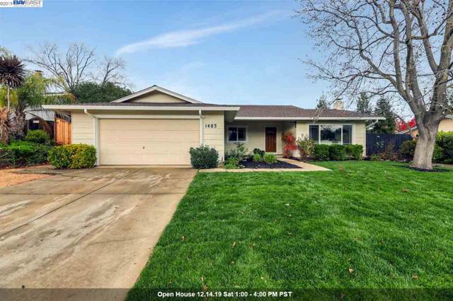 1483 Genoa Street, Livermore, CA 94550 (#BE40890718) :: The Kulda Real Estate Group