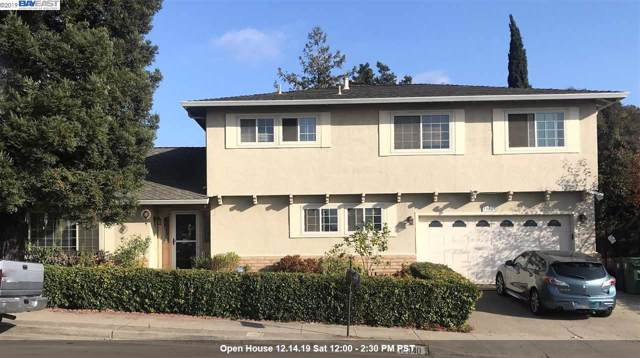 19040 Helton St, Castro Valley, CA 94546 (#BE40890732) :: The Kulda Real Estate Group