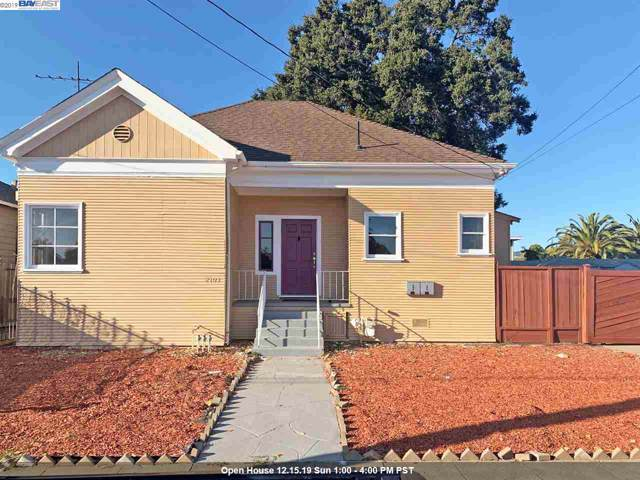 2103 88Th Ave, Oakland, CA 94621 (#BE40890765) :: The Kulda Real Estate Group