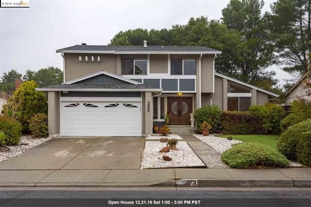 265 Pepperwood St, Hercules, CA 94547 (#EB40890774) :: The Kulda Real Estate Group