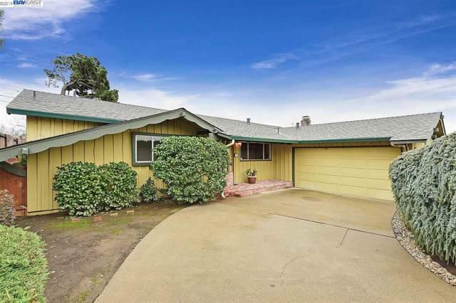 659 Briergate Way, Hayward, CA 94544 (#BE40890779) :: The Kulda Real Estate Group