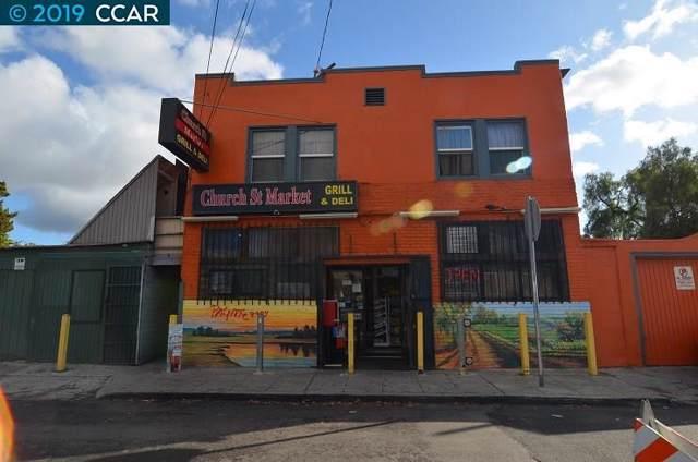 1854 Church St, Oakland, CA 94621 (#CC40890794) :: Real Estate Experts