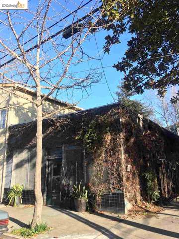 1224 Center St, Oakland, CA 94607 (#EB40891098) :: Real Estate Experts