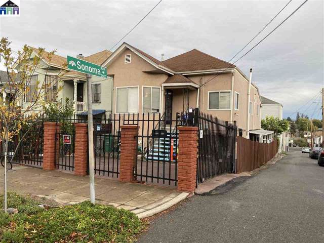 1932 20th Ave, Oakland, CA 94606 (#MR40891322) :: The Kulda Real Estate Group