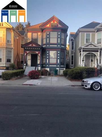 780 19Th St, Oakland, CA 94612 (#MR40891564) :: The Kulda Real Estate Group