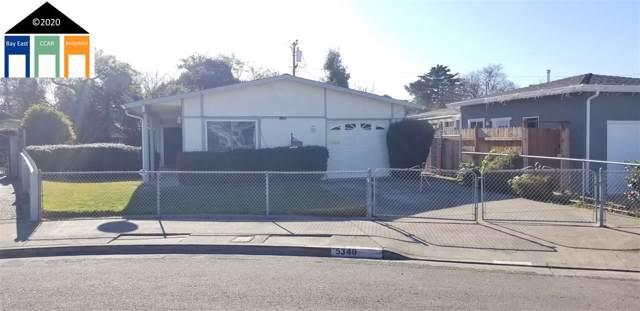 5340 Fallon Ave, Richmond, CA 94804 (#MR40891766) :: The Kulda Real Estate Group