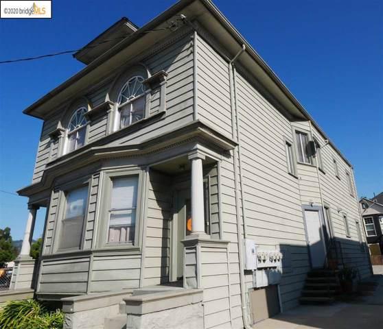 5418 Telegraph Ave, Oakland, CA 94609 (#EB40892248) :: The Kulda Real Estate Group