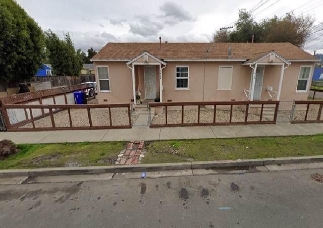 1622 Monterey St, Richmond, CA 94804 (#MR40892338) :: The Sean Cooper Real Estate Group