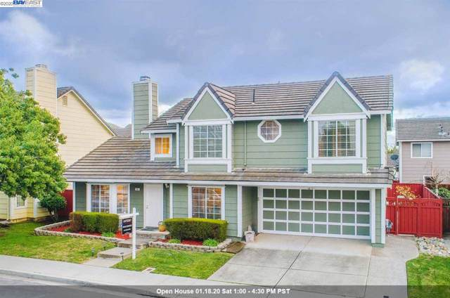 356 Sandstone Drive, Fremont, CA 94536 (#BE40892506) :: The Realty Society