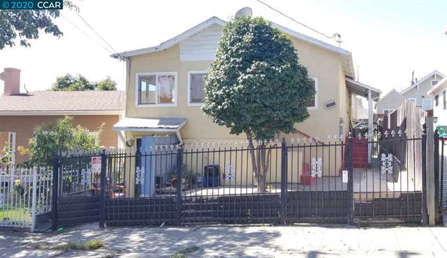 3541 Custer St, Oakland, CA 94601 (#CC40892567) :: The Kulda Real Estate Group