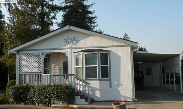 3231 Vineyard Ave., #15, Pleasanton, CA 94566 (#BE40892695) :: The Sean Cooper Real Estate Group