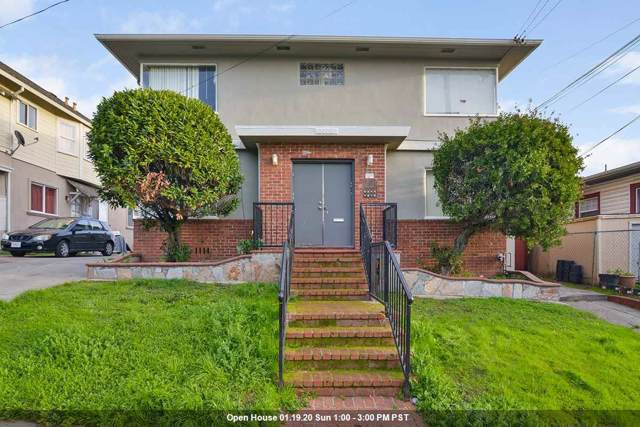 2006 38Th Ave, Oakland, CA 94601 (#MR40892719) :: The Realty Society