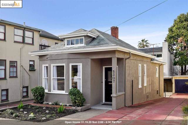 5307 Thomas Ave, Oakland, CA 94618 (#EB40892757) :: Real Estate Experts