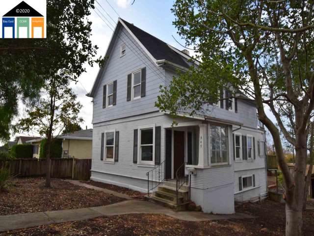 543 Norvell Street, El Cerrito, CA 94530 (#MR40892785) :: The Goss Real Estate Group, Keller Williams Bay Area Estates