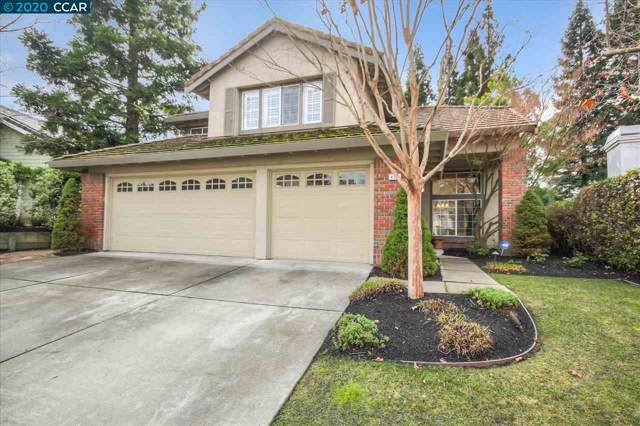 413 Skycrest Dr, Danville, CA 94506 (#CC40892799) :: The Realty Society