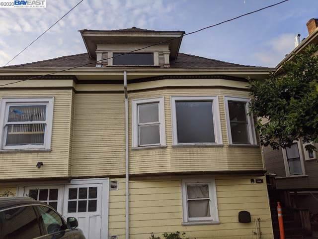 489 36th Street, Oakland, CA 94609 (#BE40892917) :: Intero Real Estate