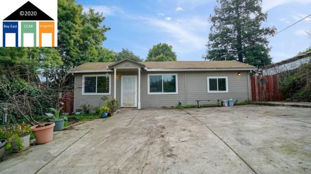 621 Hichborn St, Vallejo, CA 94590 (#MR40892934) :: The Kulda Real Estate Group