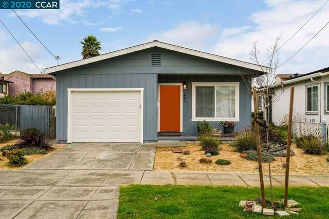 261 S 42Nd St, Richmond, CA 94804 (#CC40893066) :: Strock Real Estate