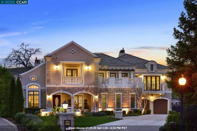 332 Corrie Place, Alamo, CA 94507 (#CC40893077) :: Strock Real Estate