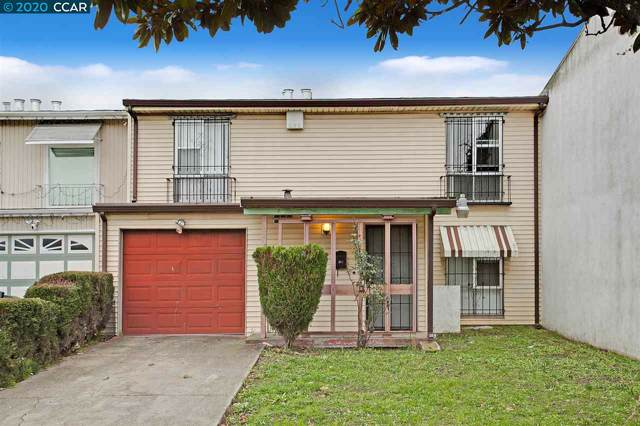 362 S 41st, Richmond, CA 94804 (#CC40893231) :: The Kulda Real Estate Group