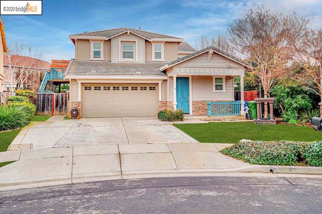 574 Altessa Ct., Brentwood, CA 94513 (#EB40893329) :: The Kulda Real Estate Group