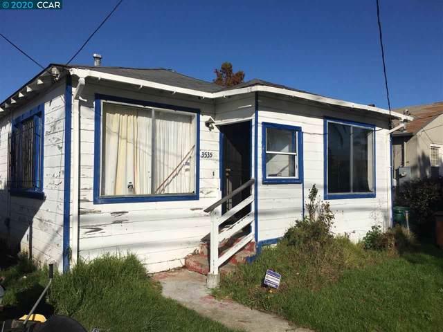 3535 Center Ave, Richmond, CA 94804 (#CC40893433) :: Real Estate Experts