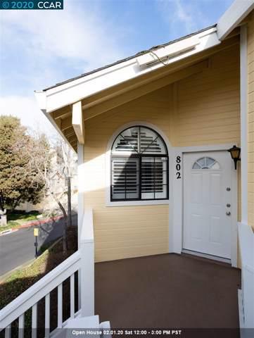 802 Devonwood, Hercules, CA 94547 (#CC40893527) :: The Kulda Real Estate Group