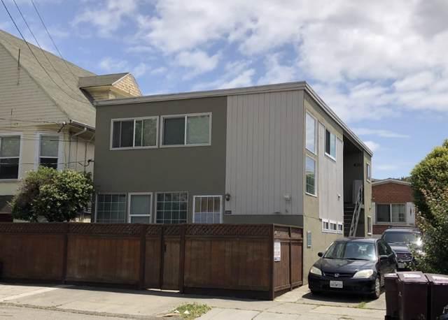 1047 Alcatraz Ave, Oakland, CA 94608 (#MR40893610) :: Strock Real Estate