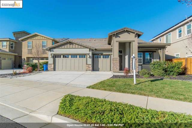 135 French, Brentwood, CA 94513 (#EB40893619) :: The Realty Society